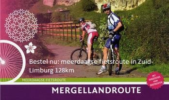 Mergellandroute Boek